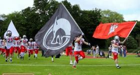 Hamburg Huskies vs. Dresden Monarchs (17.06.2017)
