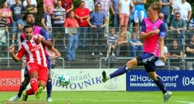 Eintracht Norderstedt vs. HSV U21 (30.07.2017)