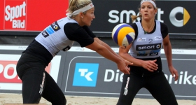 Deutsche Beach-Volleyball Meisterschaft 2017 in Timmendorfer Strand