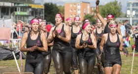 Muddy Angel Run in Hamburg (02.09.2017)