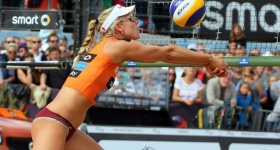Beach-Volleyball Meisterschaft 2017 in Timmendorfer Strand