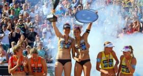 Deutsche Beach-Volleyball Meisterschaft 2017 in Timmendorfer Strand