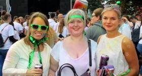 Holi Farbrausch Festival in Wedemark (09.09.2017)