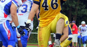 Elmshorn Fighting Pirates vs. Berlin Bears (17.09.2017)