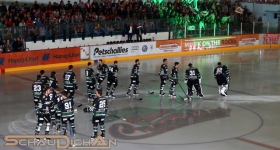 Crocodiles Hamburg vs. Icefighters Leipzig (15.10.2017)