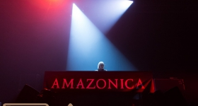 DJ Amazonica in Hamburg (16.11.2017)