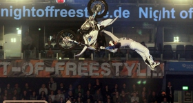 Night of Freestyle in Hamburg (06.01.2018)