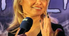 Pamela Anderson in Hamburg (16.01.2018)