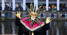 Maskenzauber an der Alster Hamburg (28.01.2018)