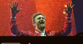 David Guetta in Hamburg (03.02.2018)