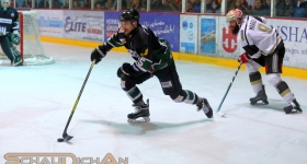 Crocodiles Hamburg vs. TecArt Black Dragons Erfurt (09.02.2018)