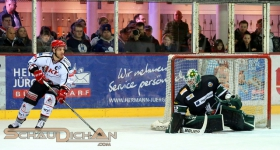Crocodiles Hamburg vs. Rostock Piranhas (25.02.2018)