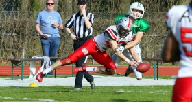 Hamburg Huskies vs. Bielefeld Bulldogs (07.04.2018)