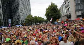 Schlagermove 2018 in Hamburg (14.07.18)