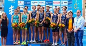 ITU World Triathlon in Hamburg (15.07.2018)
