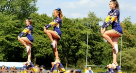 Elmshorn Fighting Pirates vs. Langenfeld Longhorns (18.08.2018)