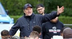 Hamburg Huskies vs. Hildesheim Invaders (25.08.2018)