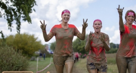 Muddy Angel Run in Hamburg (01.09.2018)