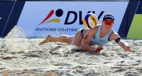 Beach-Volleyball Meisterschaft 2018 in Timmendorfer Strand