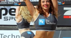 Deutsche Beach-Volleyball Meisterschaft 2018 in Timmendorfer Strand
