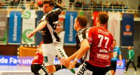 Handball Sport Verein Hamburg vs. VfL Lübeck-Schwartau (07.12.2018)