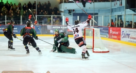 Crocodiles Hamburg vs. Rostock Piranhas (09.12.2018)