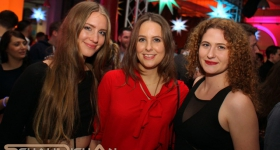 Silvester Party im Hühnerposten Hamburg (31.12.2018)