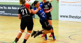 Handball Final Four der Frauen 2019 in Henstedt-Ulzburg