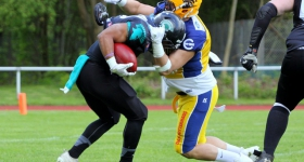 Elmshorn Fighting Pirates vs. Hannover Spartans (04.05.2019)