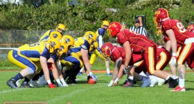 Elmshorn Fighting Pirates vs. Troisdorf Jets (11.05.2019)
