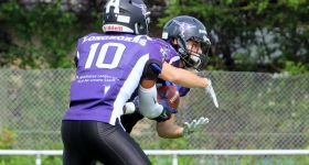 Elmshorn Fighting Pirates vs. Langenfeld Longhorns (15.06.2019)