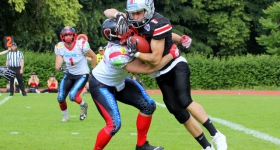 Hamburg Huskies vs. Solingen Paladins (22.06.2019)