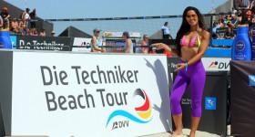 Fernanda Brandao @ Techniker Beach Tour 2019 in St. Peter-Ording