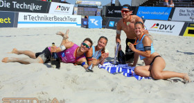 Die Techniker Beach Tour in St. Peter-Ording (28.07.2019)