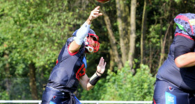 Elmshorn Fighting Pirates vs. Solingen Paladins (03.08.2019)