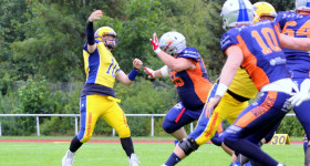 17.08.2019: Elmshorn Fighting Pirates vs. Rostock Griffins
