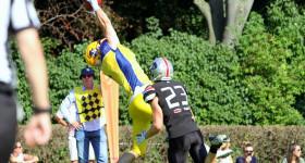 Hamburg Huskies vs. Elmshorn Fighting Pirates (24.08.2019)