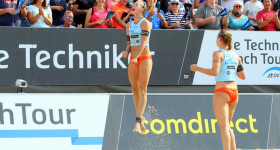 Deutsche Beach-Volleyball Meisterschaft 2019  in Timmendorfer Strand