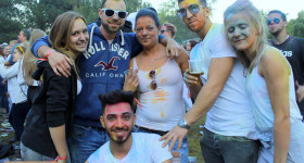 Holi Farbrausch Festival 2019 in Mellendorf bei Hannover