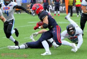 Hamburg Sea Devils vs. Panthers Wroclaw (22.08.2021)