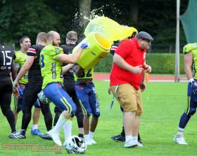 Hamburg Huskies vs. Assindia Cardinals Essen (04.09.2021)