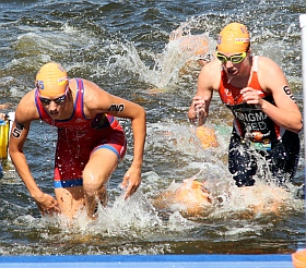 Triathlon Hamburg 2013
