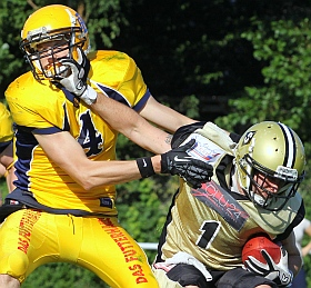 Elmshorn Fighting Pirates vs. Lübeck Seals