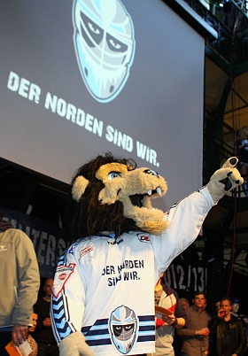Hamburg Freezers Saisonabschlussfeier