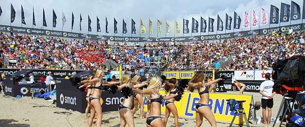 Deutsche Beach-Volleyball Meisterschaften 2013