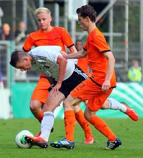 U17 Länderspiel Deutschland Niederlande