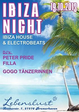 Ibiza Night Lebenslust Bremerhaven