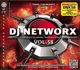 Tunnel DJ Networx Vol. 58
