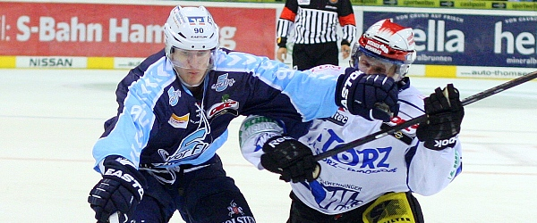 Hamburg Freezers vs. Schwenninger Wild Wings