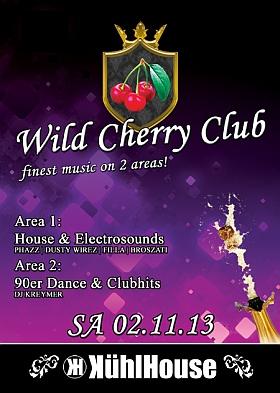 Wild Cherry Club Kühlhouse Bremerhaven
